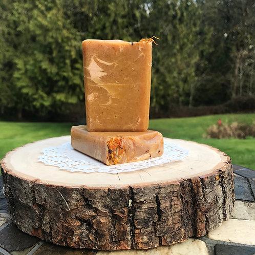Soap - Turmeric Bergamot Orange