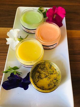 Sugar Scrub- Papaya/Lemon/Cucumber/Coffee