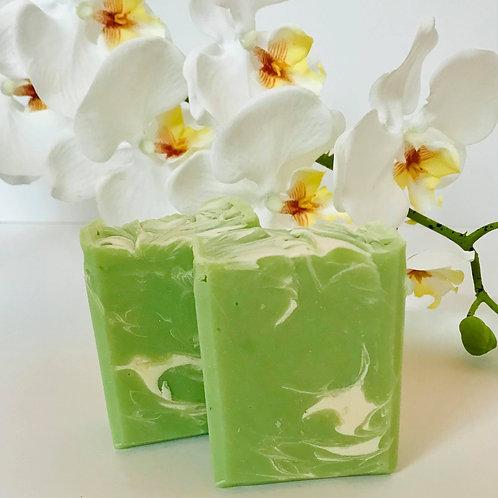 Soap- Cucumber Bamboo