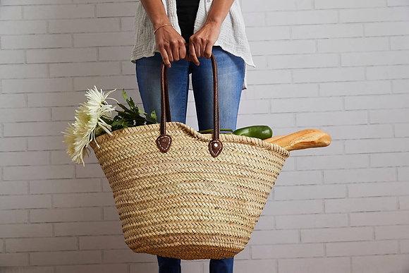 Moroccan Shopping Basket