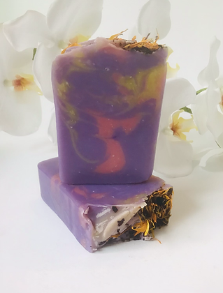 Blackberry Magnolia Soap
