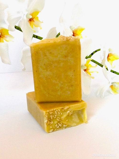 Soap-Oatmeal Honey - Fragrance Free Ready 2/14