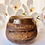 Thumbnail: Earth Soy Candle, Vegan Pottery Candle, Pottery Gift