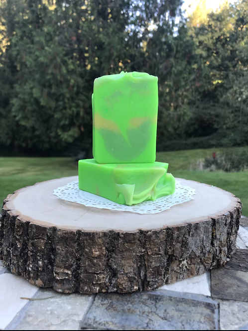 SOAP-  Coconut Lime Verbena