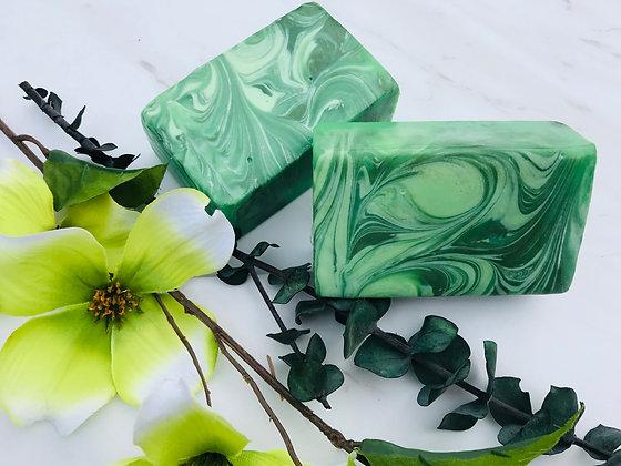 Soap - Emerald Agave