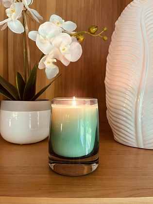 Green Prism Natural Soy Candle