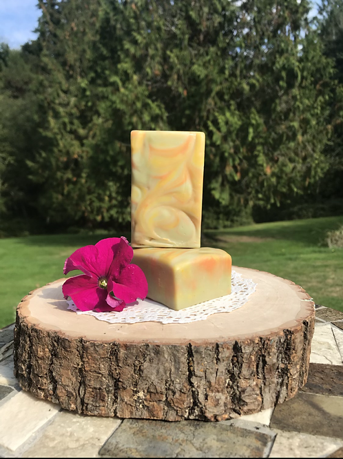 Soap - Sage &  Citrus