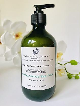 Body Wash- Eucalyptus Tea Tree