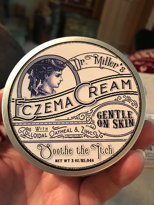 Dr. Miller's Eczema Cream (TM)