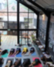 Kathleen Booyse Yoga Events & Corprate Yog