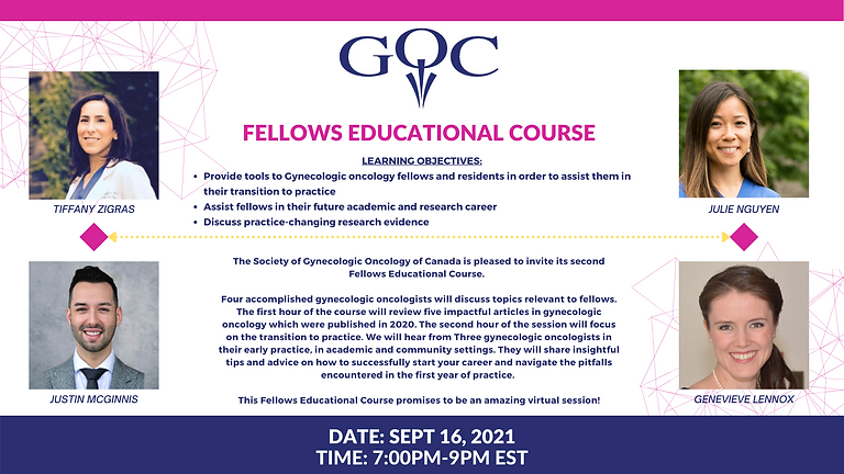 GOC's Fellows Educational Course