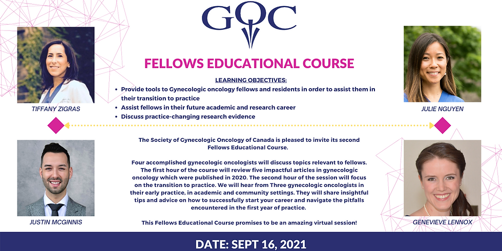 GOC's Fellows Educational Course (1)