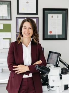 Marilyn Kinloch, MD, Pathologist at Sask