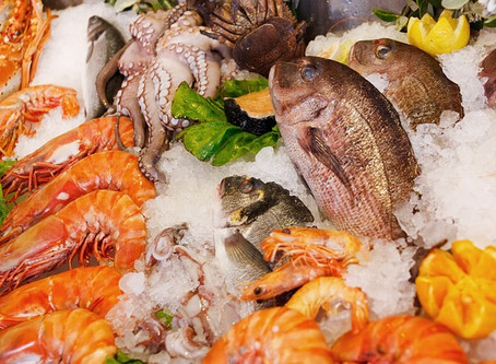 Popular Seafood of Thailand