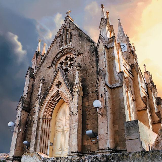 Malta churches