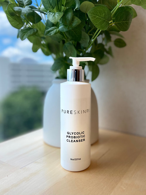 Glycolic Probiotic Cleanser