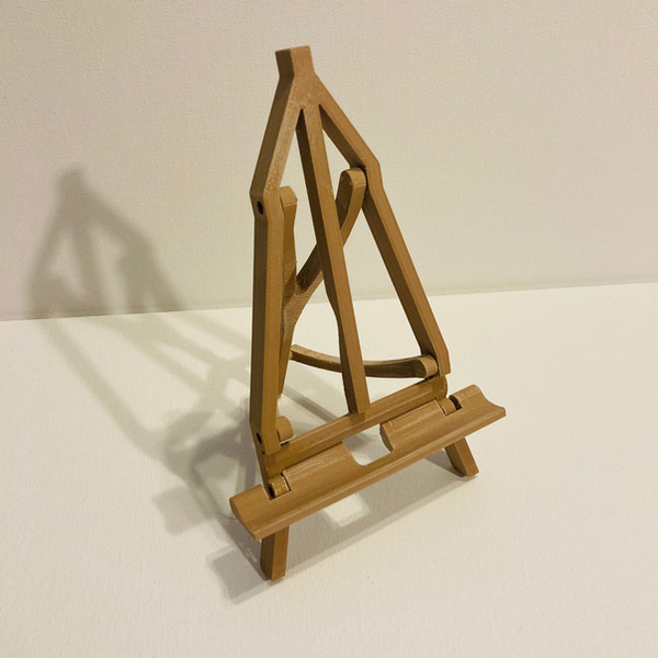 Easel from Front