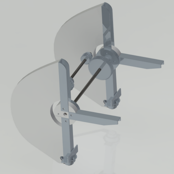 Front Wheel Design