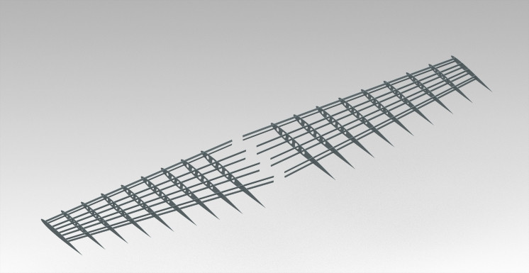 Horizontal Tail Structure - 4