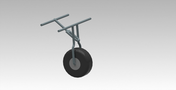 Front Wheel - Extended
