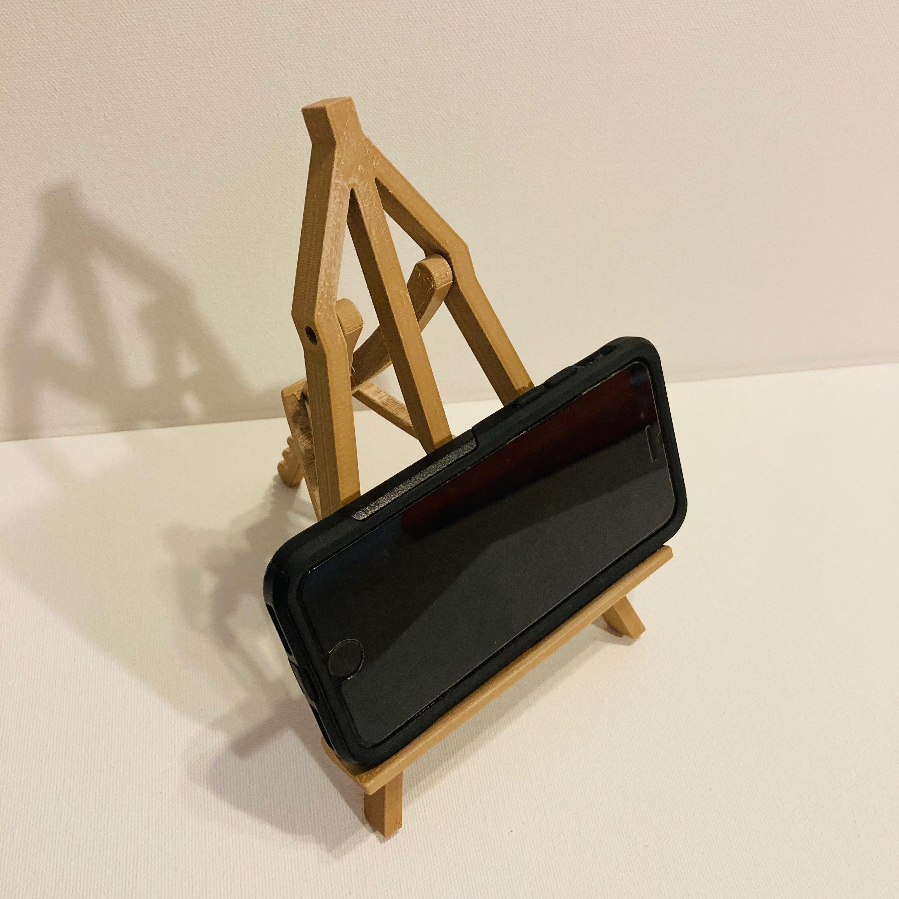 3D Printed Phone Easel