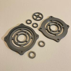 Small Coaster Parts