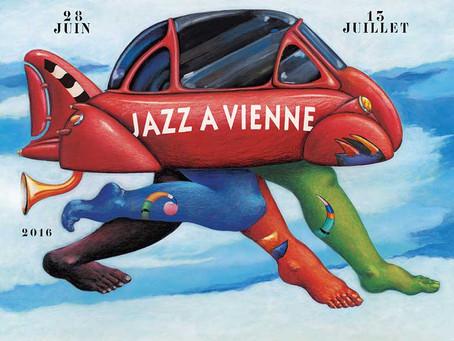 Jazz à Vienne du 28 juin au 13 juillet 2016