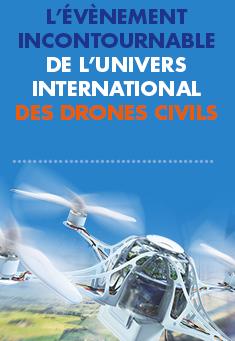 Europadrone Eurexpo 6 et 7 avril 2016