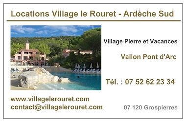 Village club le Rouret Pierre et Vacances