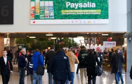 Eurexpo Paysalia du 1er au 3 décembre 2015