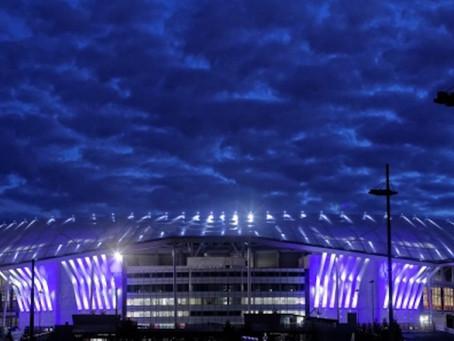 Parc Olympique Lyonnais - Inauguration le 9 janvier