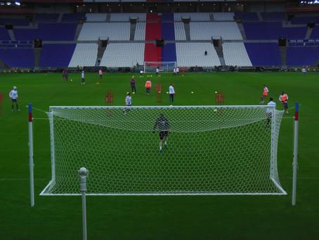Parc Olympique Lyonnais - Feu vert !