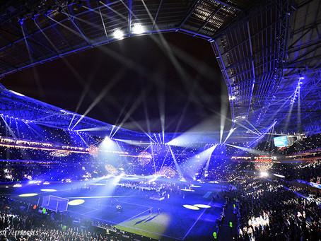 Inauguration Grand Stade Ol le 6 janvier - Réussite Totale !