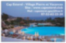 Village Cap Esterel Pierre et Vacances