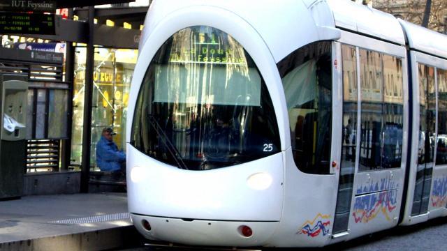 Tram T3 direct Part Dieu 20 minutes