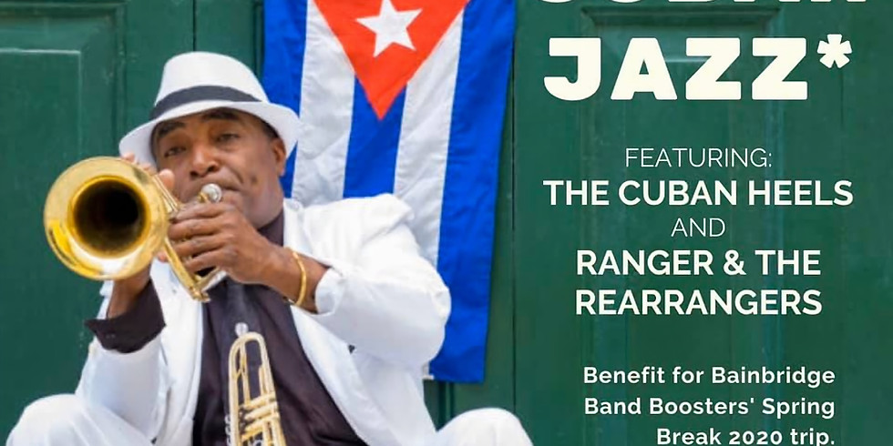 Band Boosters Fundraiser: Kids in Cuba