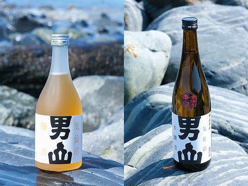 Light Up TOHOKU PGC 宮城ボックス 梅酒日本酒セット