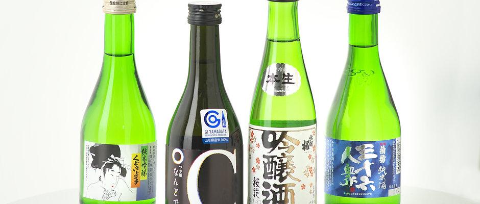 Light Up TOHOKU PGC 山形ボックス 山形県産地酒セット 十四代よりうまい酒だぜ〜