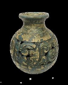 St Augustine Lip Pot