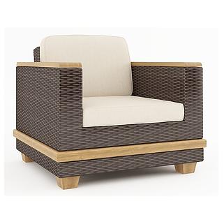 Sea Breeze Club Chair
