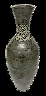 Carolina Gray Vase