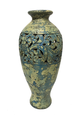 St Augustine Medium Vase