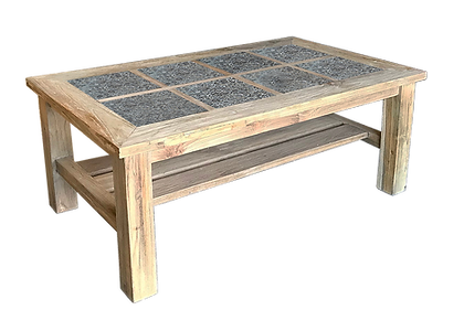 Montana Coffee Table_With Tiles