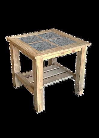 Montana Side Table With Tiles