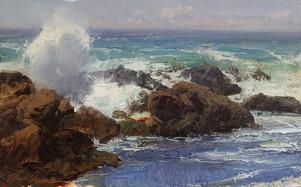 Coastal Surf: Monterey