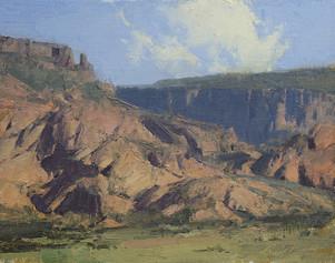 Canyon Sculpture