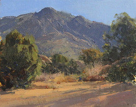 Granite Mountain: Late Afternoon