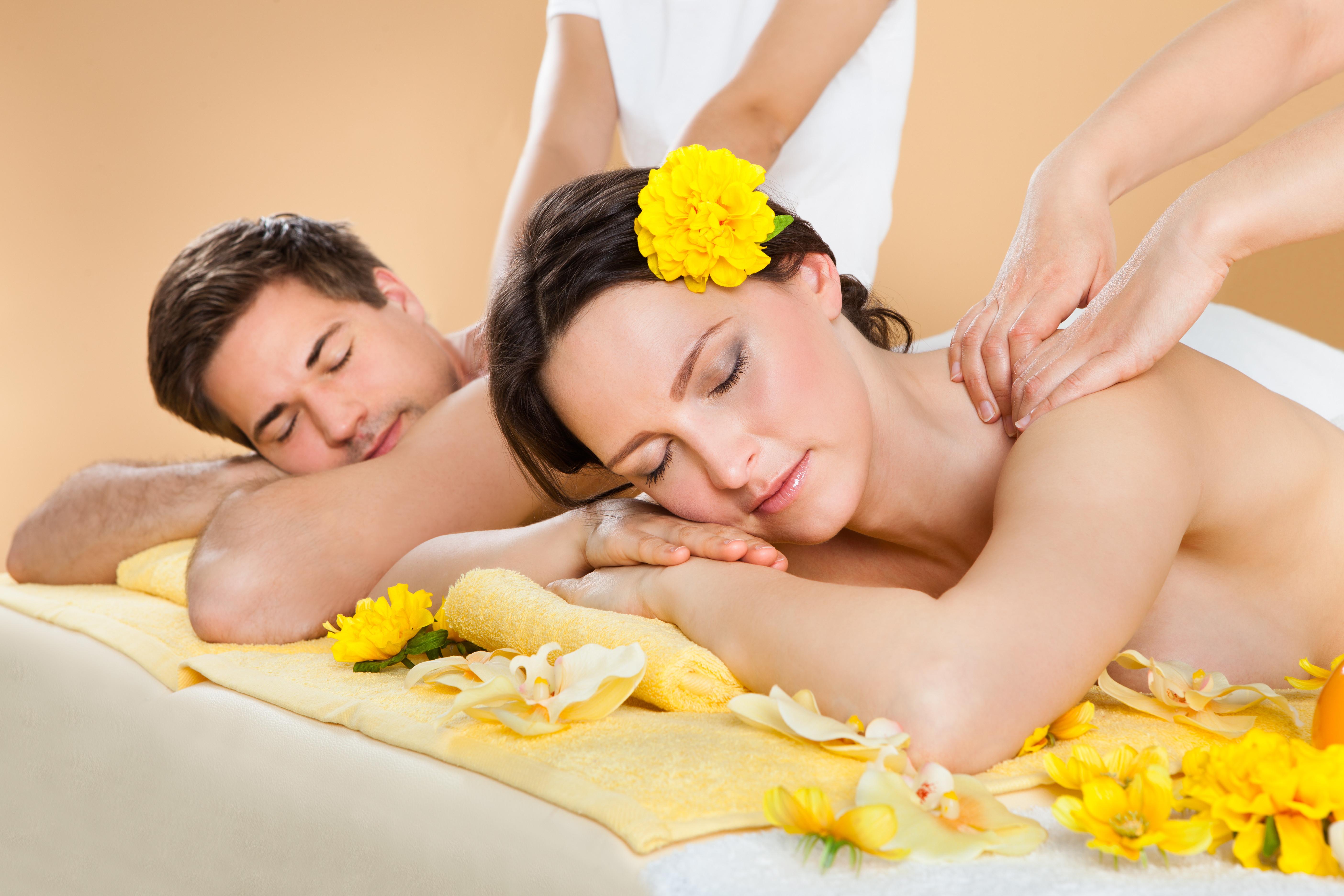 30 minutes upper body massage
