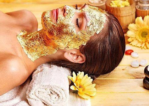 Golden Detoxing Facial