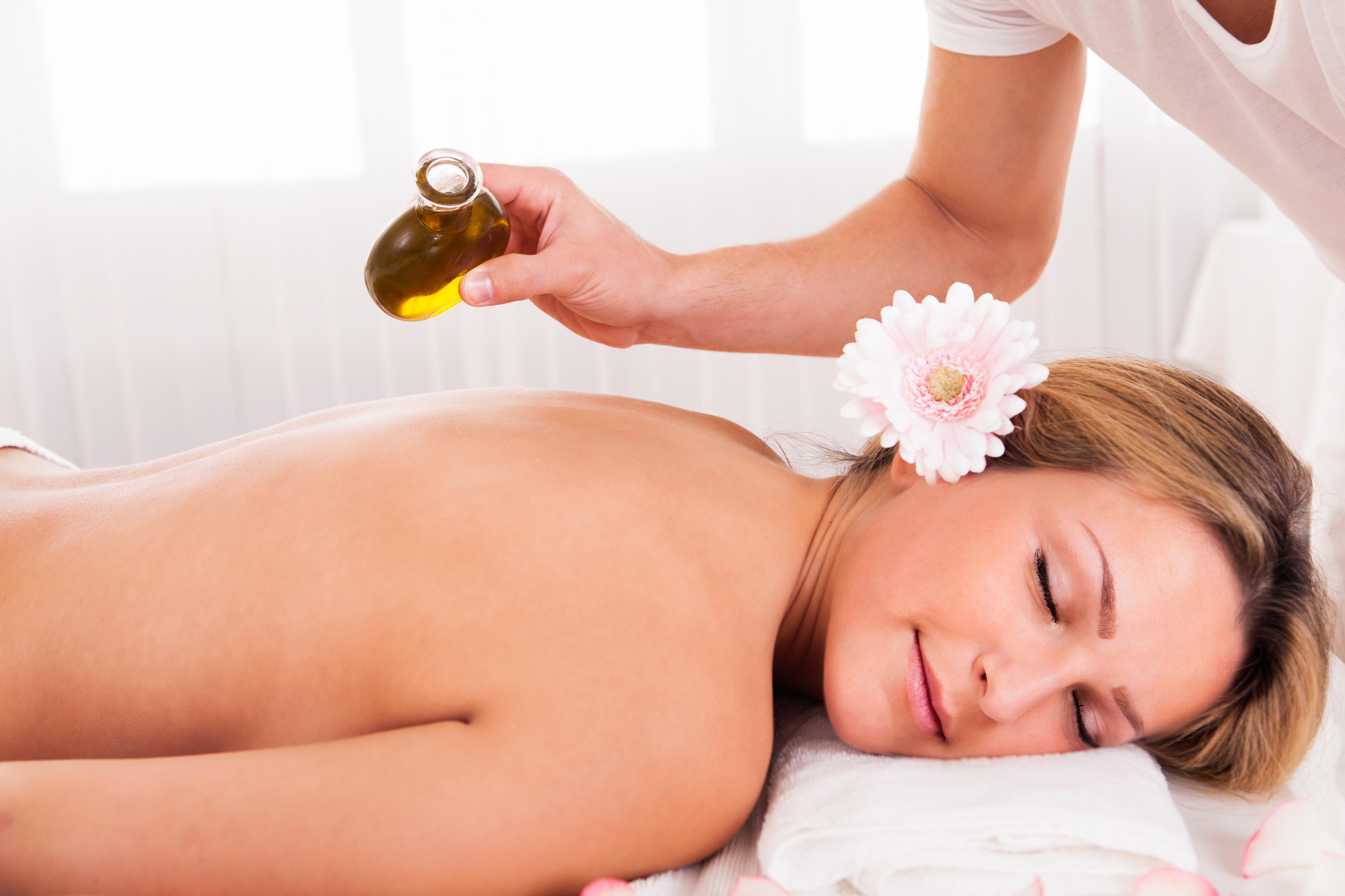 60 minutes full body massage
